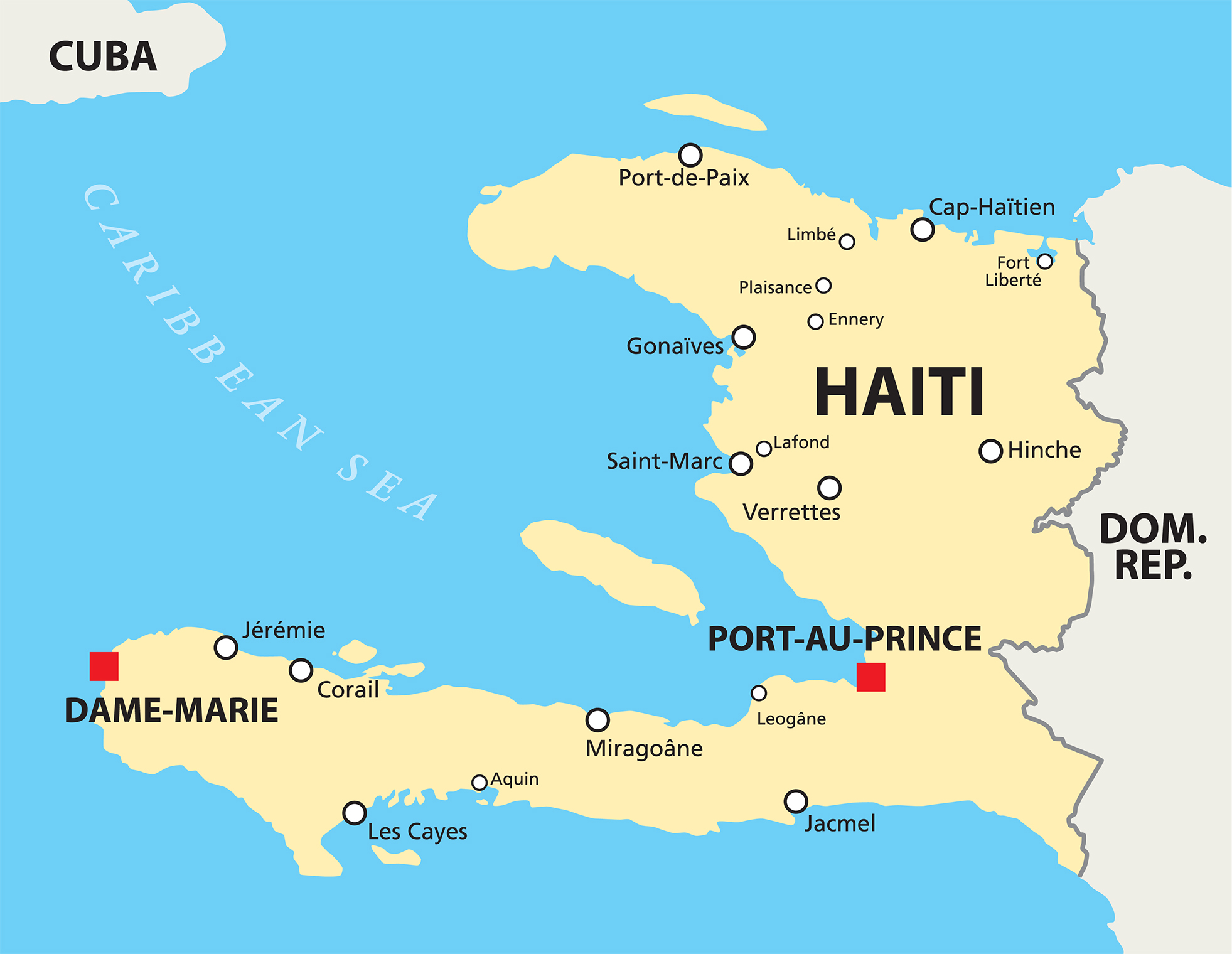 Travel To Haiti From Us